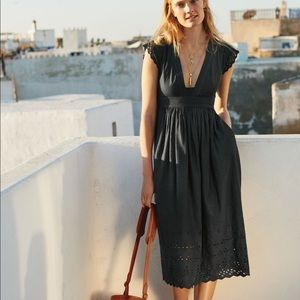 Madewell Eyelet Nightbreeze Dress